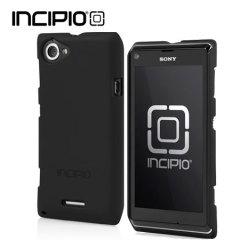 Incipio Feather Case for Sony Xperia L - Black