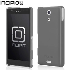 Incipio Feather Case for Sony Xperia ZR - Charcoal Grey
