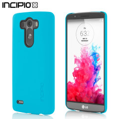 Incipio Feather LG G3 Case - Cyan