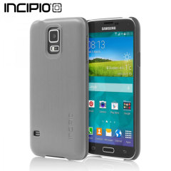 Incipio Feather Shine Case for Samsung Galaxy S5 - Silver
