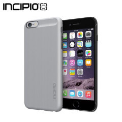 Incipio Feather Shine Ultra-Thin iPhone 6 Plus Case - Silver