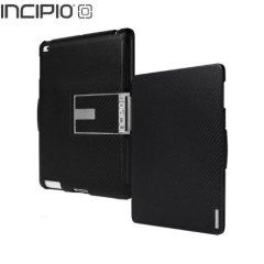 Incipio Flagship Folio Case For iPad 3 / iPad 2 - Black
