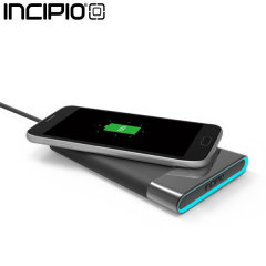Incipio Ghost 15W Qi Fast Wireless Charging Pad - Black