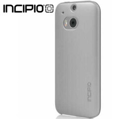 Incipio HTC One M8 Feather Shine - Silver