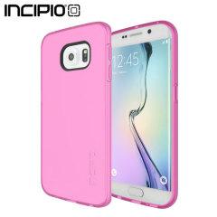 Incipio NGP Samsung Galaxy S6 Edge Gel Case - Frost Pink