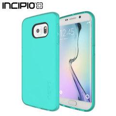Incipio NGP Samsung Galaxy S6 Edge Gel Case - Frost Teal