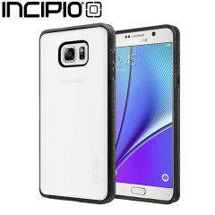 Incipio Octane Samsung Galaxy Note 5 Case - Frost / Black