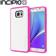 Incipio Octane Samsung Galaxy Note 5 Case - Frost / Pink