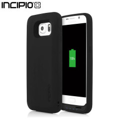 Incipio offGRID Samsung Galaxy S6 / S6 Edge Battery Case - Black