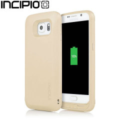 Incipio OffGRID Samsung Galaxy S6 / S6 Edge Battery Case - Champagne