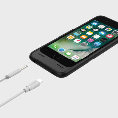 Incipio OX 2-in-1 Audio & Charging iPhone 7 Case - Black