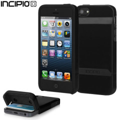 Incipio Stashback Credit Card Case for iPhone 5S / 5 - Black