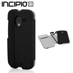 Incipio Watson Moto X Wallet Folio Case - Black