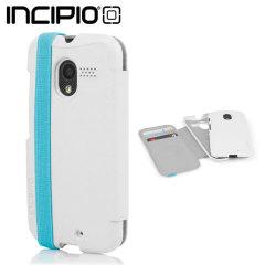 Incipio Watson Moto X Wallet Folio Case - White