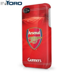 InToro Skins Arsenal FC iPhone 5S / 5 Hard Case