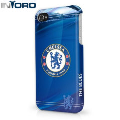 InToro Skins Chelsea FC iPhone 5S / 5 Hard Case