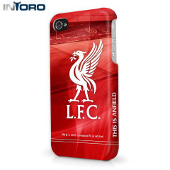 InToro Skins Liverpool FC iPhone 5S / 5 Hard Case