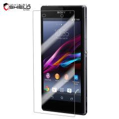 InvisibleShield Case Friendly HD Screen Protector - Sony Xperia Z1