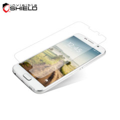 InvisibleShield Case Friendly HDX Samsung Galaxy S6 Protector