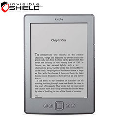 InvisibleSHIELD Full Body Protector - Amazon Kindle 4