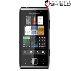 InvisibleSHIELD Full Body Protector - Sony Ericsson Xperia X2