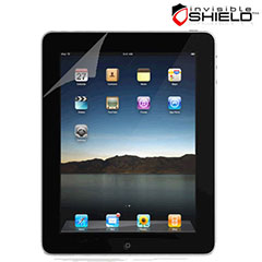 InvisibleSHIELD Screen Protector - Apple iPad
