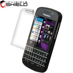 InvisibleSHIELD Screen Protector for Blackberry Q10