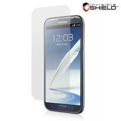 InvisibleSHIELD Screen Protector - Samsung Galaxy Note 2