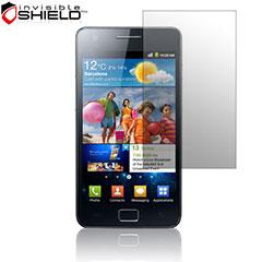 InvisibleSHIELD Screen Protector - Samsung Galaxy S2 i9100
