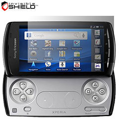 InvisibleSHIELD Screen Protector - Sony Ericsson Xperia Play