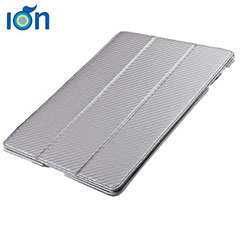 Ion CarbonCover for iPad 2 - White