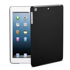 iPad Mini 3 / 2 / 1 Sandblasted Case - Black
