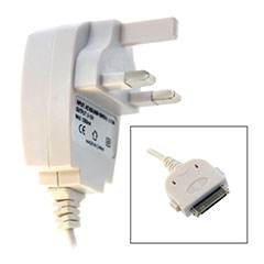iPhone 3GS / 3G Mains Charger - White