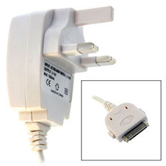 iPhone 4S / 4  Mains Charger - White