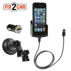 iPhone 5 Active Fix2Car with Griffin Charging Cable