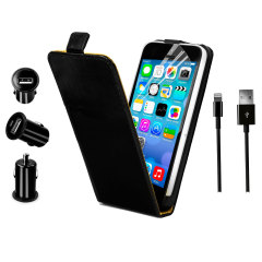 iPhone 5C Starter Pack - Black