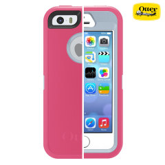 iPhone 5S / 5 Otterbox Defender - Wild Orchid