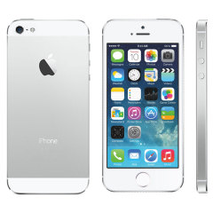 iPhone 5S Upgrade Kit for iPhone 5 - Silver