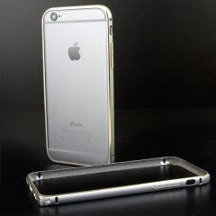 iPhone 6S / 6 Aluminium Bumper - Silver