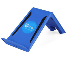 Itian A6 Qi Wireless Charging Stand - Blue
