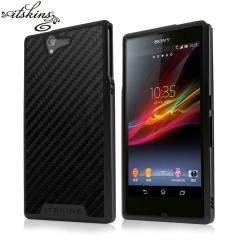 ITSKINS Atom Sheen Carbon Case for Sony Xperia Z