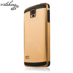 ITSKINS Evolution Samsung Galaxy S5 Case - Gold