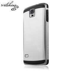 ITSKINS Evolution Samsung Galaxy S5 Case - Silver