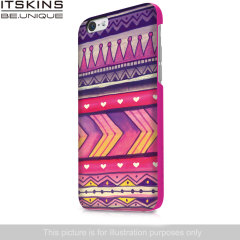 ITSKINS Hamo Wiko Bloom Case - Pink