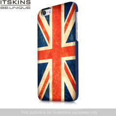 ITSKINS Hamo Wiko Bloom Case - Union Jack