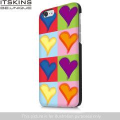 ITSKINS Hamo Wiko Rainbow Case - Coloured Hearts
