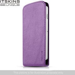 ITSKINS Milano Flap Wiko Rainbow Flip Case - Purple