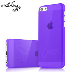 ITSKINS Zero 3 Lightweight Case for iPhone 5C - Purple