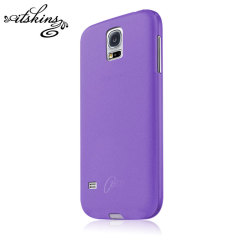 ITSKINS Zero.3 Samsung Galaxy S5 Case - Purple