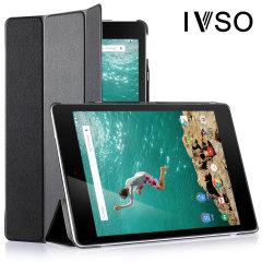 IVSO Google Nexus 9 Smart Cover - Black